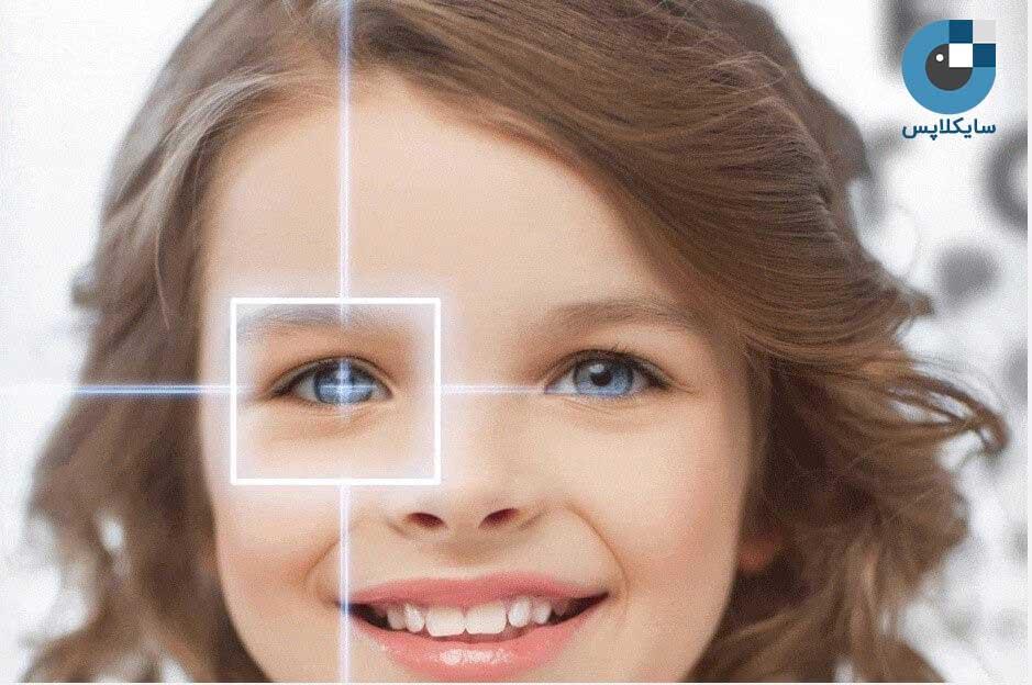 درمان نوین تنبلی چشم